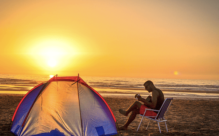 Paginated Post: 9 Best Places to Go Camping Around the World