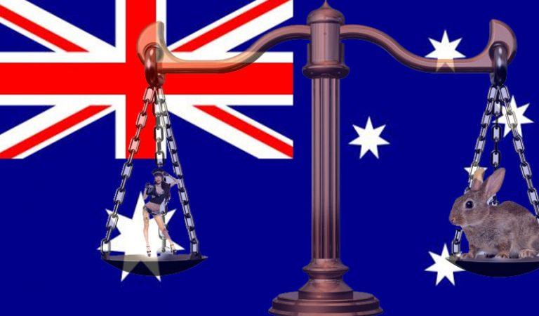 Extremely bizarre laws in Australia, that don't make sense