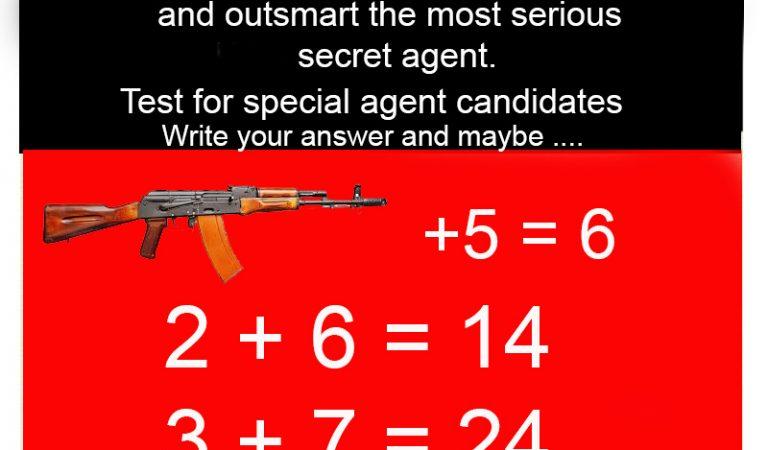 Logic Math Question. Brain Teasers