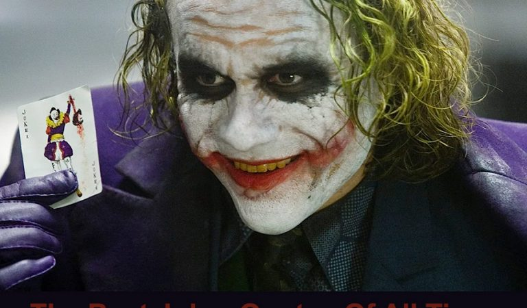 The Top 10 Joker Quotes Of All Time